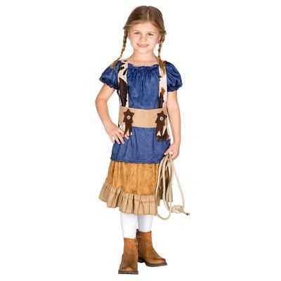 tectake Cowboy-Kostüm »Mädchenkostüm Cowgirl Wynonna«