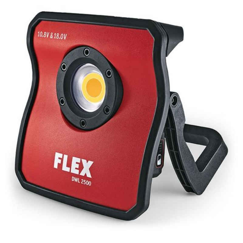 Flex Baustrahler »Akku Lampe DWL 2500 10.8/18.0, ohne Akku ohne Lad«