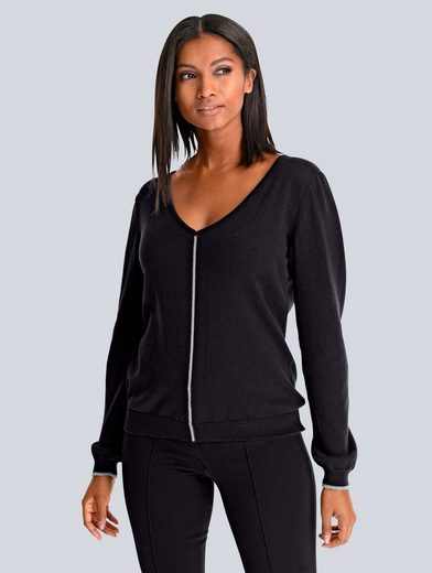 Alba Moda Pullover in softer Qualität