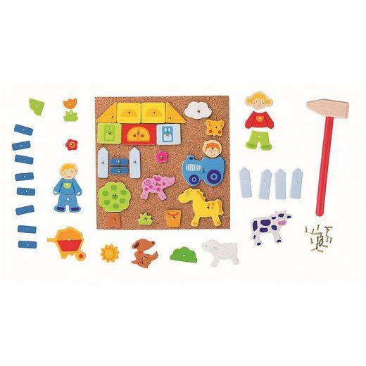 goki Spiel, »Hammerspiel Farm (Kinderspiel)«