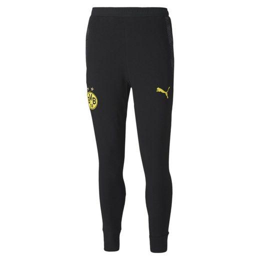 PUMA Shorts »BVB Casuals Fußball Sweatpants«