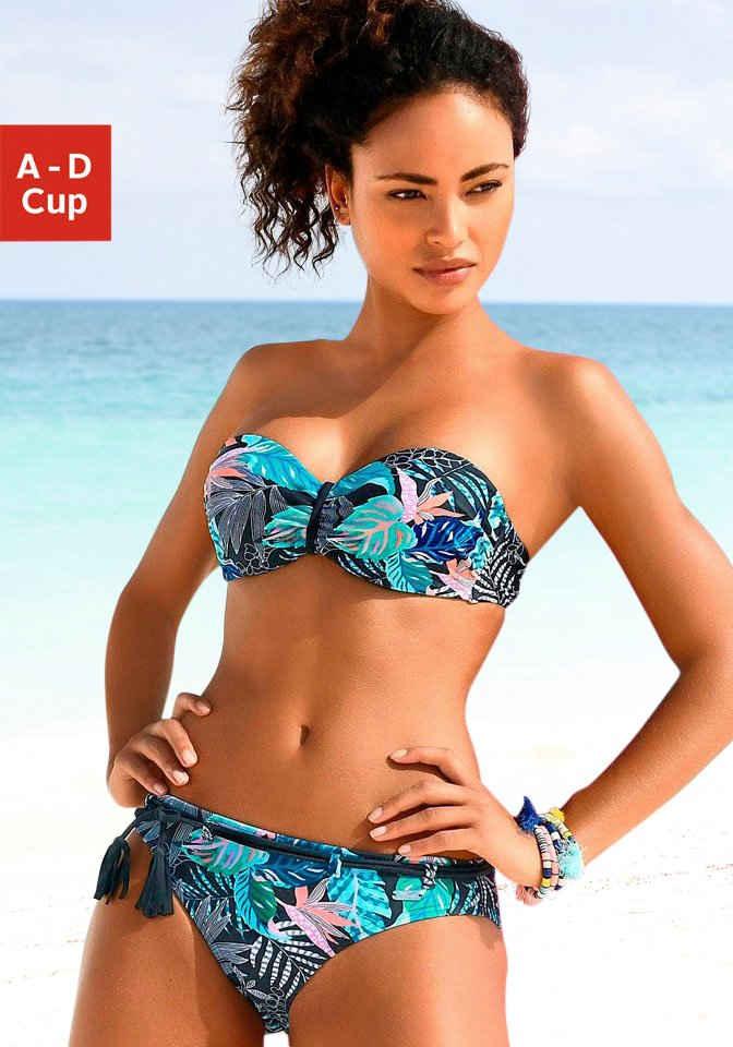 Venice Beach Bandeau-Bikini-Top »Smash«
