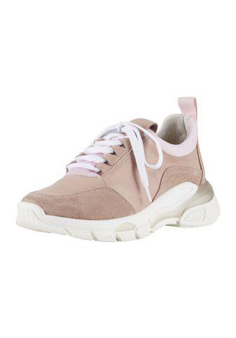 heine Sneaker su platus Sohle