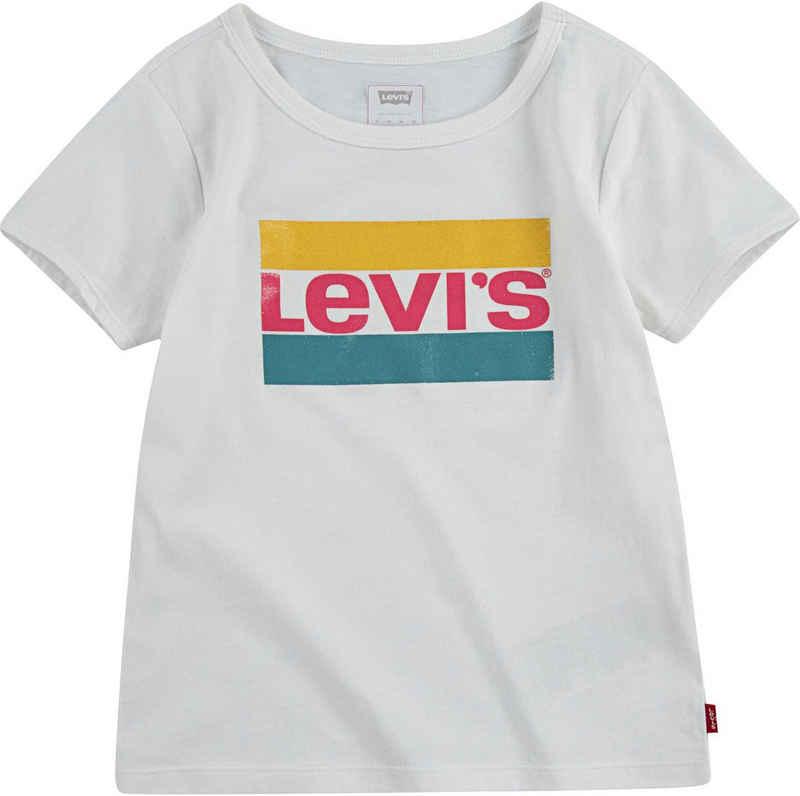 Levi's Kidswear T-Shirt schmales Basic-Shirt