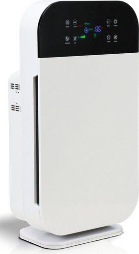 MediaShop Luftreiniger Livington Air Purifier Deluxe