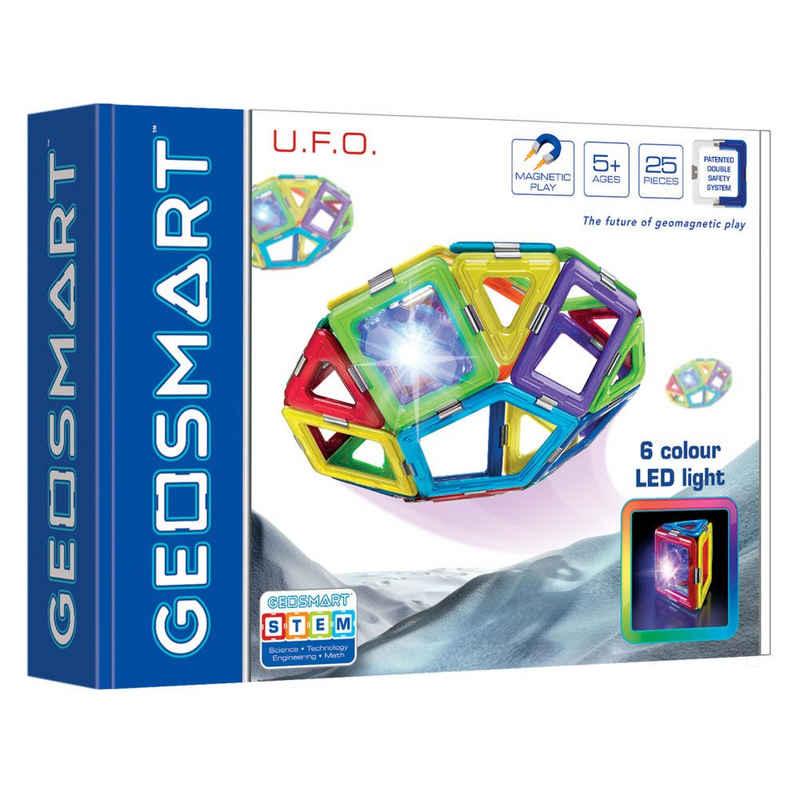 Smart Games Magnetspielbausteine »Geosmart UFO«, (25 St)