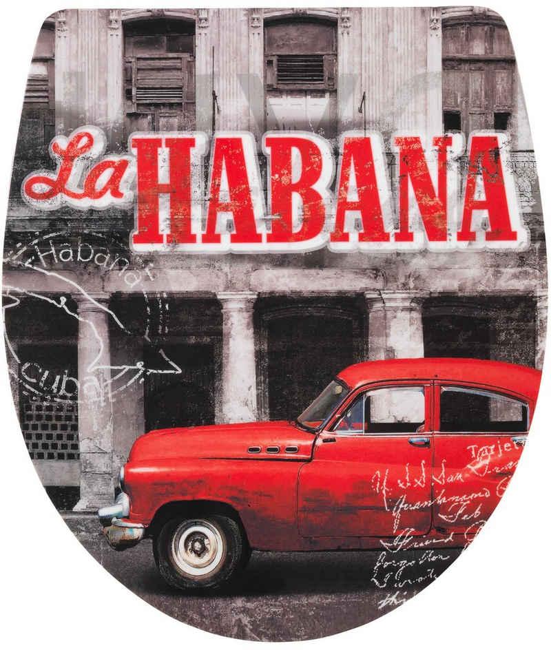 ADOB WC-Sitz »Imola La Habana«, Mit Absenkautomatik