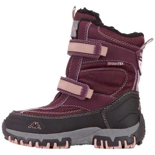 Kappa »BONTE TEX T« Winterboots wasserdicht, windabweisend & atmungsaktiv