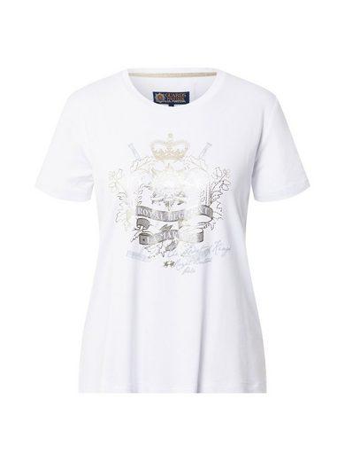 La Martina T-Shirt »RWRG01JS264« (1-tlg)