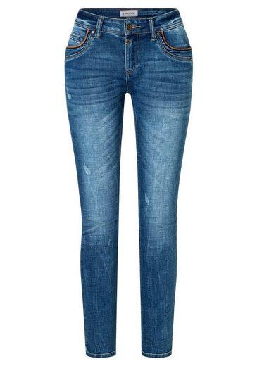TIMEZONE Slim-fit-Jeans »Slim TahilaTZ« Jeans mit Stretch
