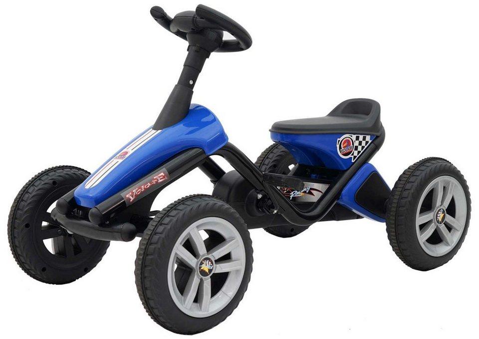 volare gokart »mini tretfahrzeug für kinder ab 3 jahre