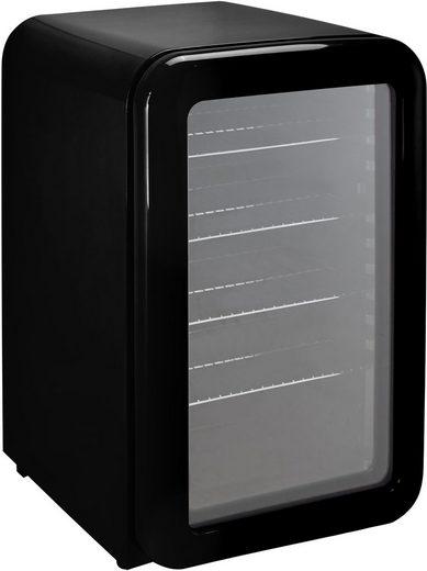 Hanseatic Getränkekühlschrank HBC115FRBH, 83,5 cm hoch, 55 cm breit