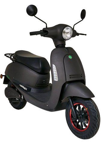 GreenStreet E-Motorroller »SEED« 1200 W 45 km/h
