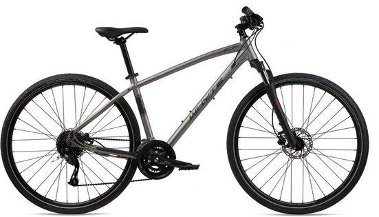 Whyte Bikes Crossrad, 18 Gang Altus Schaltwerk, Kettenschaltung