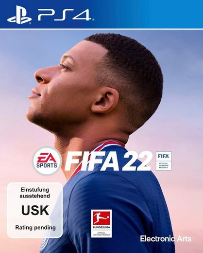 FIFA 22 PlayStation 4