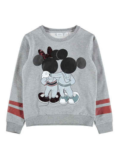 Name It Sweatshirt »MINNIE ALSSIE« (1-tlg)