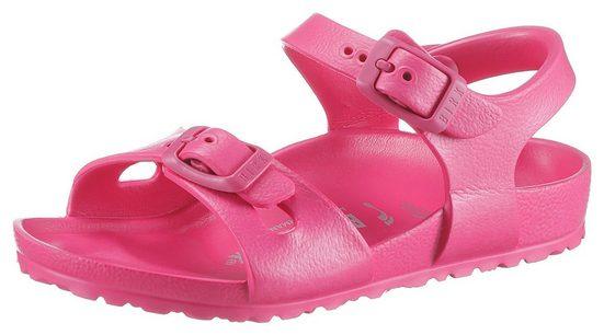 Birkenstock »RIO KIDS« Sandale in schmaler Schuhweite