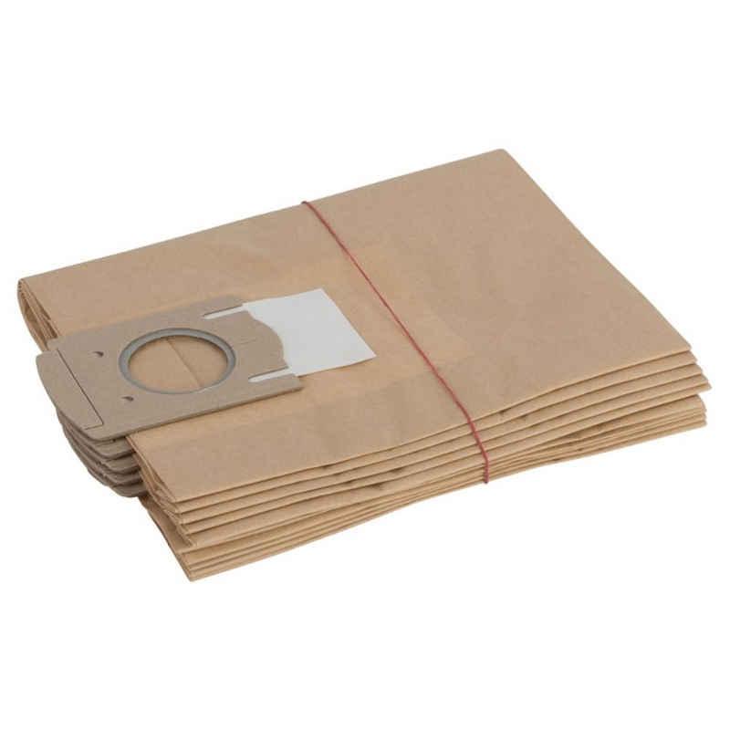 BOSCH Staubsaugerbeutel Papierfilterbeutel passend zu GAS 12-30 F. PAS 11