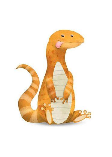 KOMAR XXL Poster »Cute Animal Lizard«