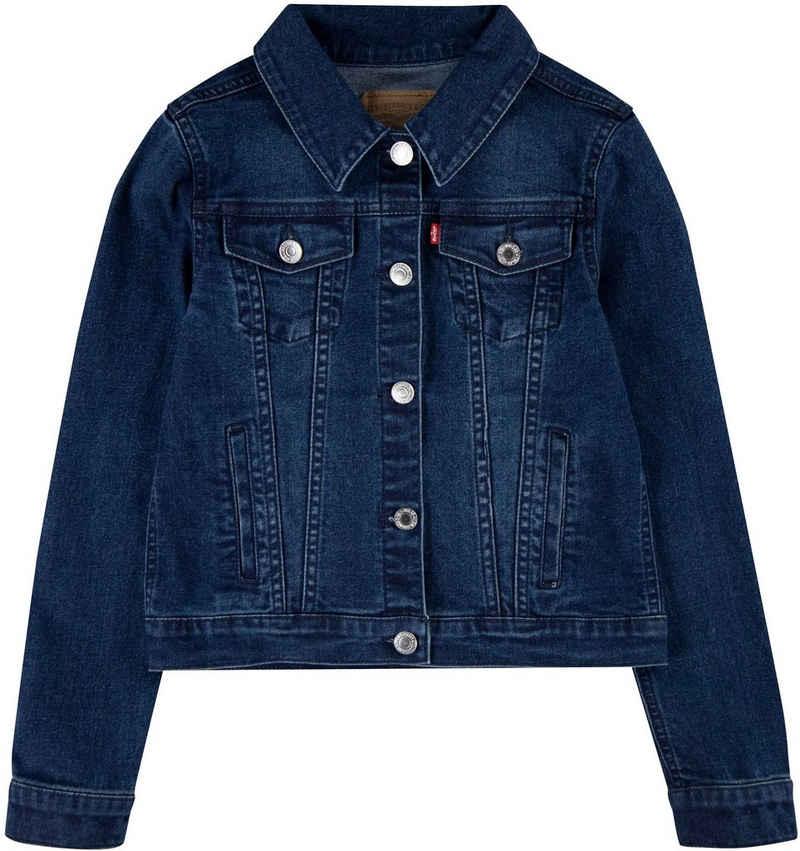 Levi's Kidswear Jeansjacke »STRETCH TRUCKER JACKET«