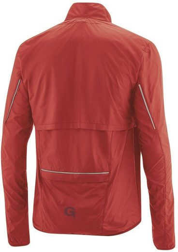 Gonso Regenjacke »Cancano 2-in-1 Zip-Off Windjacke Herren«
