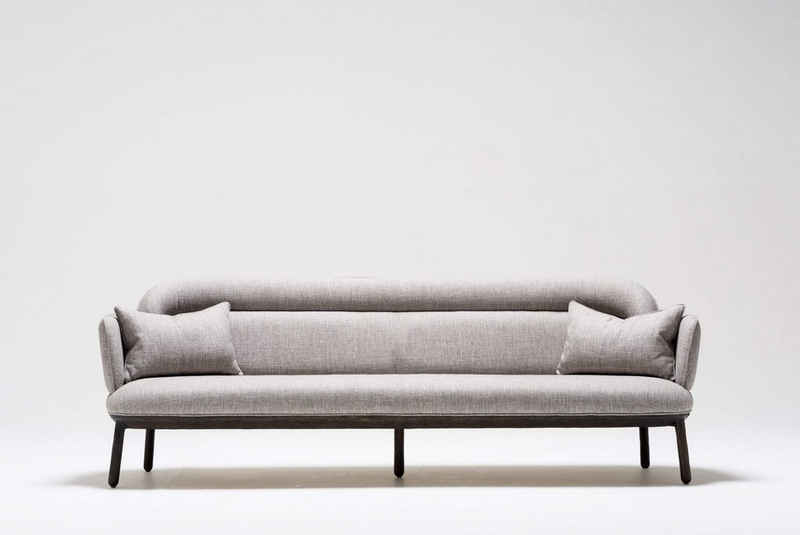 WohnenRoyal Sofa »Ankara Sofa 3 - Sitzer - Eschenholz - 230 x 80 x 77,5 cm«