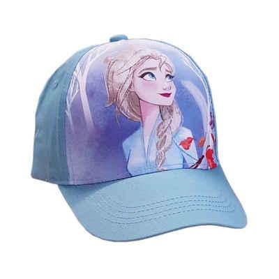 Disney Baseball Cap »Die Eiskönigin 2 - Kinder Baseball Kappe« für Kinder, 52 oder 54 cm Kopfumfang