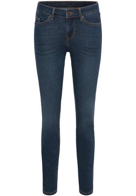 Hosen - MUSTANG 5 Pocket Jeans »Caro« › blau  - Onlineshop OTTO