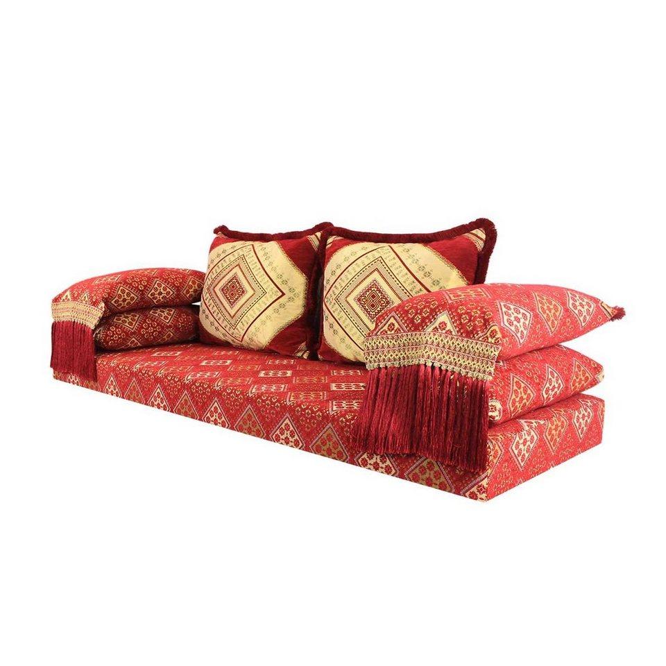 Casa Moro Loungesofa »Orientalisches Sofa Oman ...