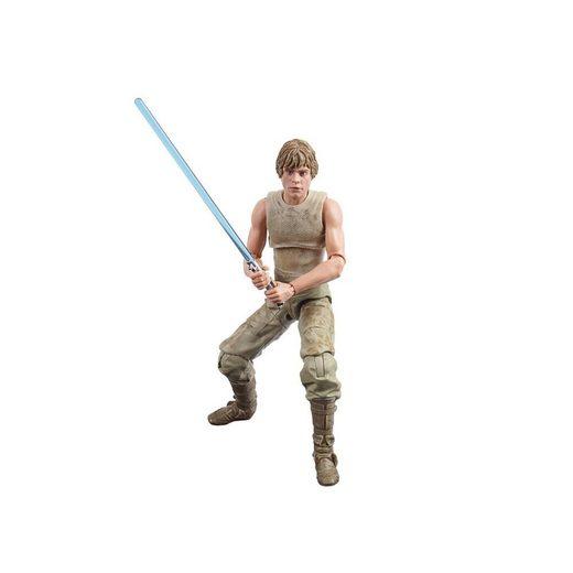 Hasbro Actionfigur »Star Wars: The Empire strikes back - The Black Series - Luke Skywalker (Dagobah)«