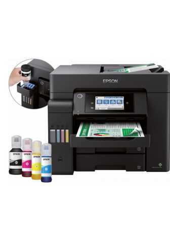 Epson EcoTank ET-5850 Multifunktionsdrucker ...