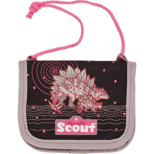 Scout Brustbeutel Pink Dino (Kollektion 2017/2018)