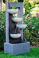 DOBAR Gartenbrunnen BxTxH: ca. 40x25x92 cm, Bild 1