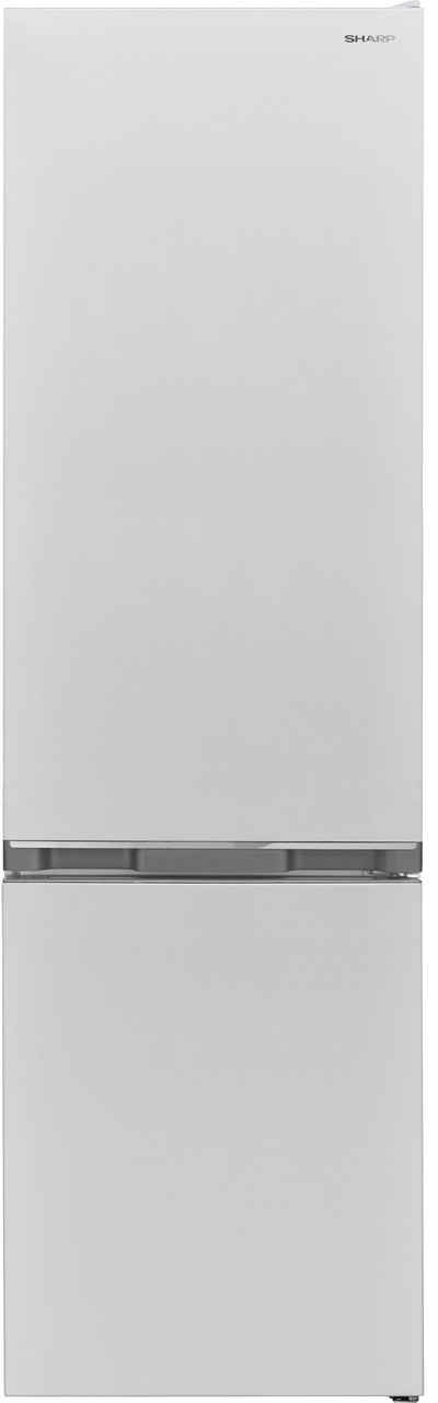 Sharp Kühl-/Gefrierkombination SJ-BA05DTXWE-EU, 180 cm hoch, 54 cm breit