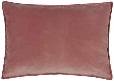 Ib Laursen Kissenhülle »IB Laursen Kissenhülle Samt FADED ROSE Rosa 50x70«