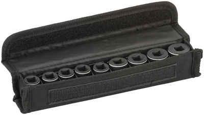 BOSCH Stecknüsse »Steckschlüsseleinsätze«, Set, 9-St., L 30 mm, SW 7 - SW 19