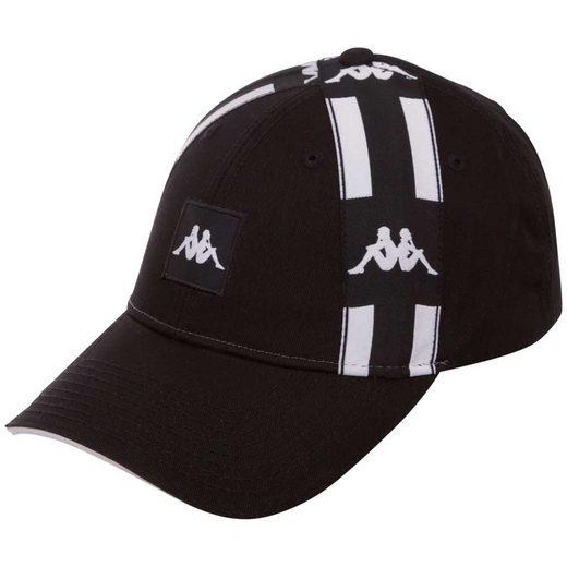Kappa Baseball Cap »AUTHENTIC HYBE« mit Logowebband und Logobadge