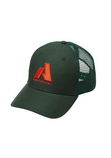 Eddie Bauer Baseball Cap mit First Ascent-Logo