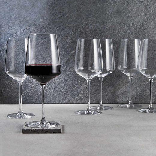 BUTLERS Rotweinglas »WINE & DINE«