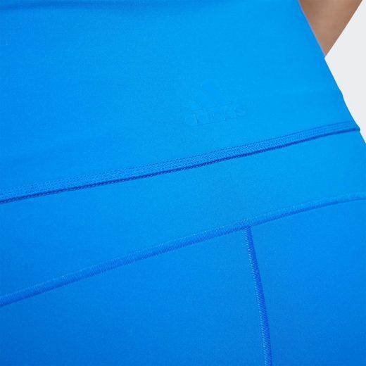 adidas Performance Funktionstights  Believe This 3-Streifen 7/8-Tight – Große Größen
