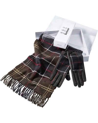 Barbour Schal »Set Schal & Handschuh«
