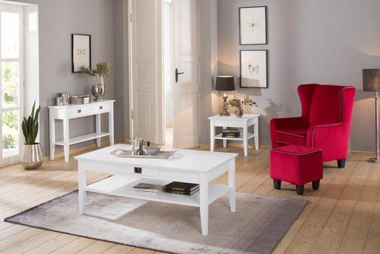 Home affaire Konsolentisch »Piano«  mit 2 Schubladen und 1 Ablageboden