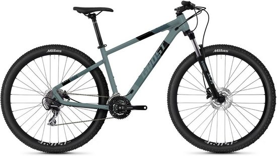 Ghost Mountainbike »Kato Essential 27.5 AL U«, 24 Gang Shimano Acera Schaltwerk, Kettenschaltung