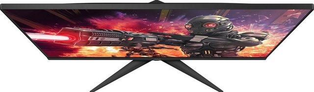 AOC 24G2AE BK Gaming-Monitor 60,4 cm 23,8 , 1920 x 1080 Pixel, Full HD, 1 ms Reaktionszeit, 144 Hz, IPS