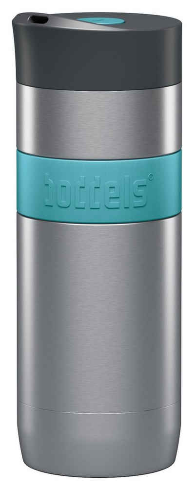 boddels Thermobecher »Coffee-to-go-Becher KOFFJE 370ml«, Edelstahl