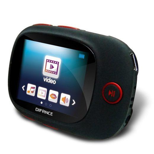 DIFRNCE »MP 1861 Sport 4GB« MP3-Player