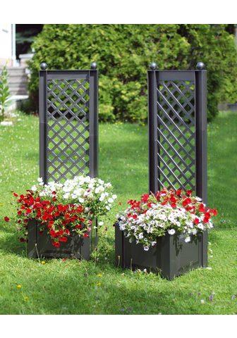 KHW Ažūrinė sienelė gėlėms 1 St. su Lauko ...