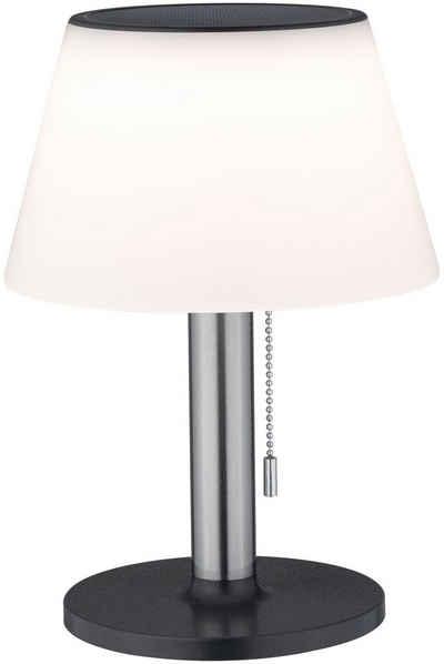 Paulmann LED Außen-Tischleuchte »Lillesol«, Solar, dimmbar