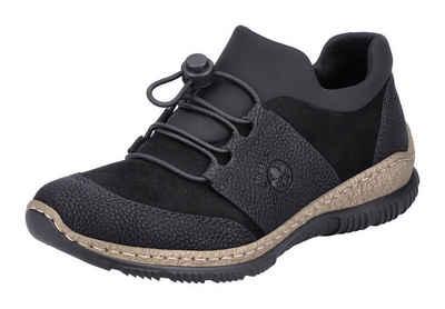 Rieker Slip-On Sneaker mit Elastikeinstieg, zum Schlupfen