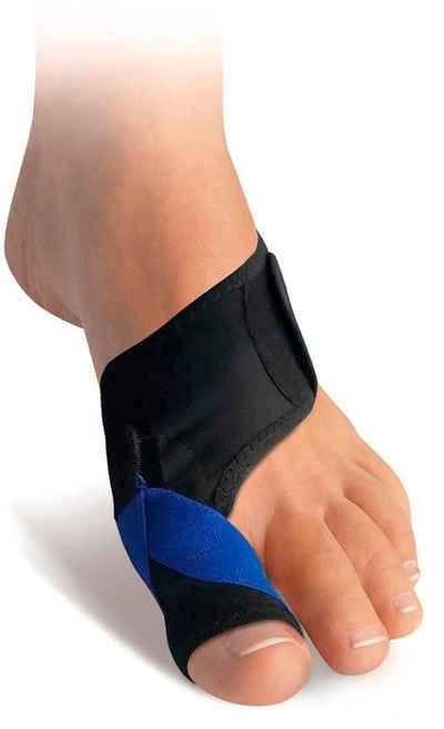 Fußgut Hallux-Bandage »Individual«, links, in 2 Größen (S/M 36-39) & (L/XL40-43)